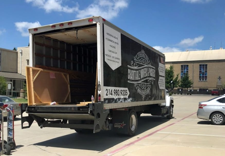 Local movers in Midlothian Texas